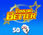 Tens Or Better 50 Hand
